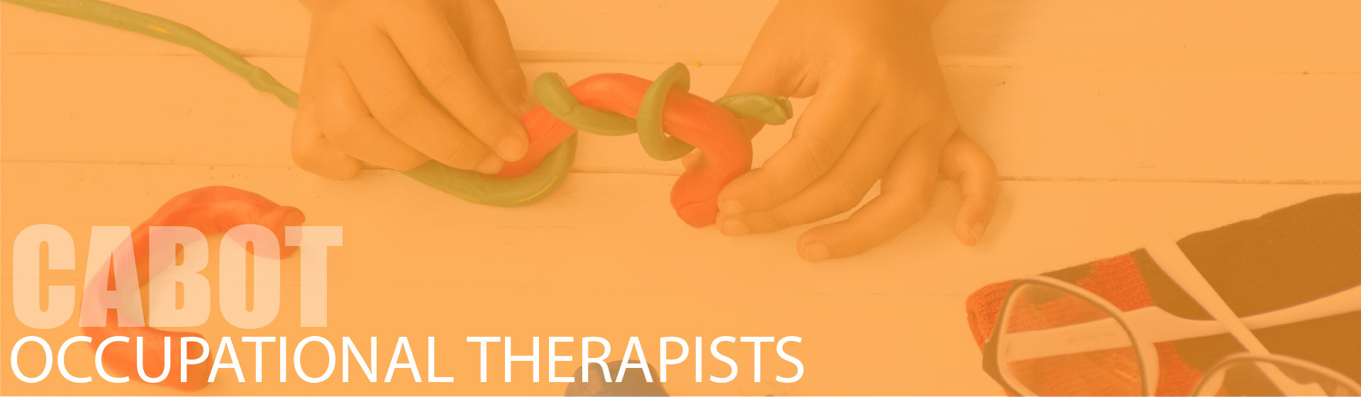 Occupational Therapy Header Image